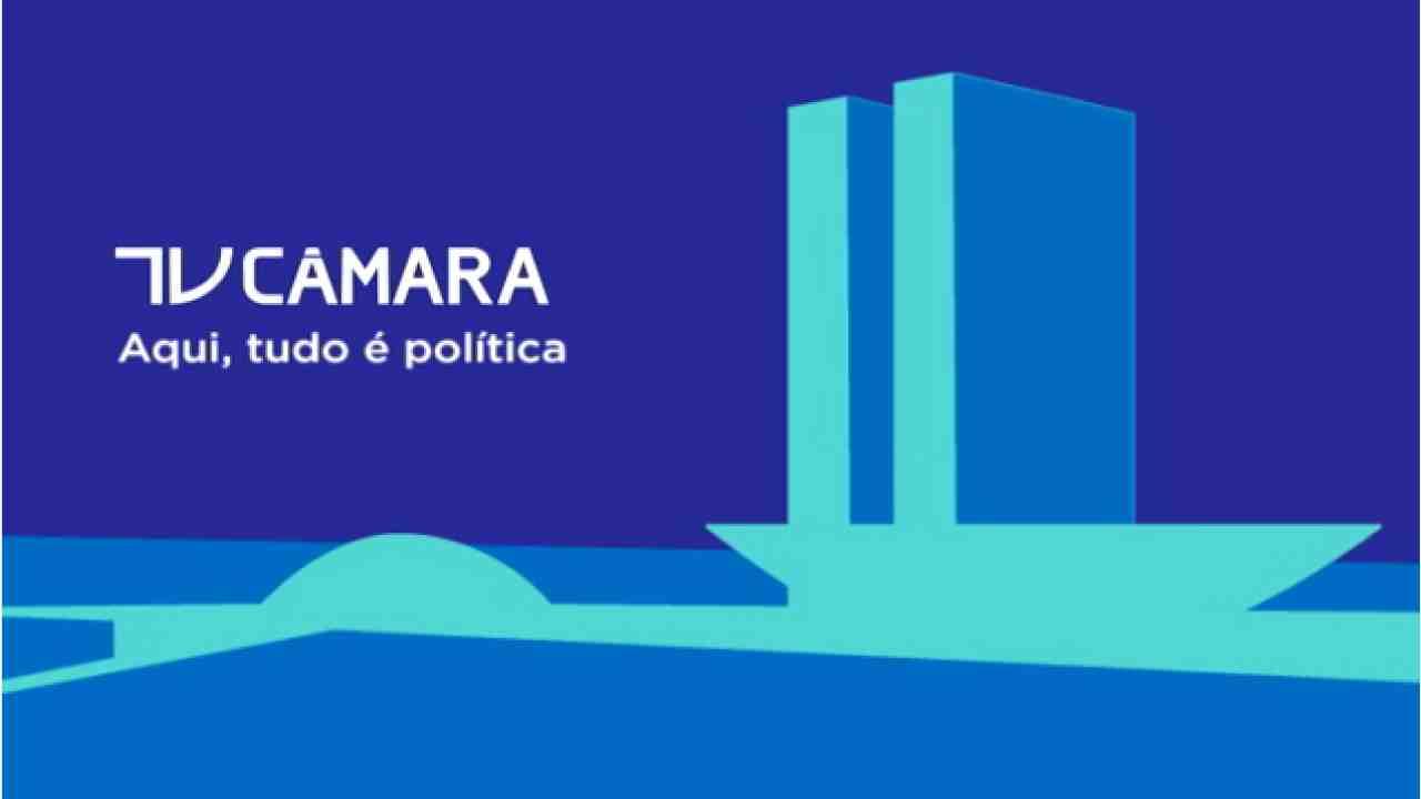 Logo da TV Câmara