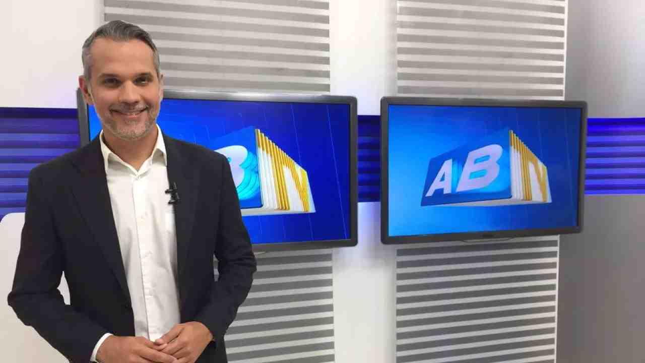 Alexandre Farias foi vítima de bala perdida (Foto: Divulgação/TV Asa Branca)
