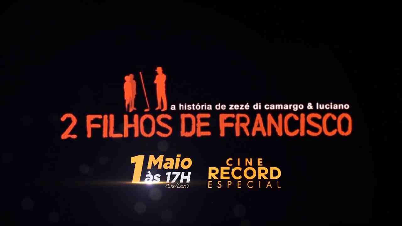 Filme da 'Globo Filmes' é exibido na 'Record TV Europa' e conquista alta audiência