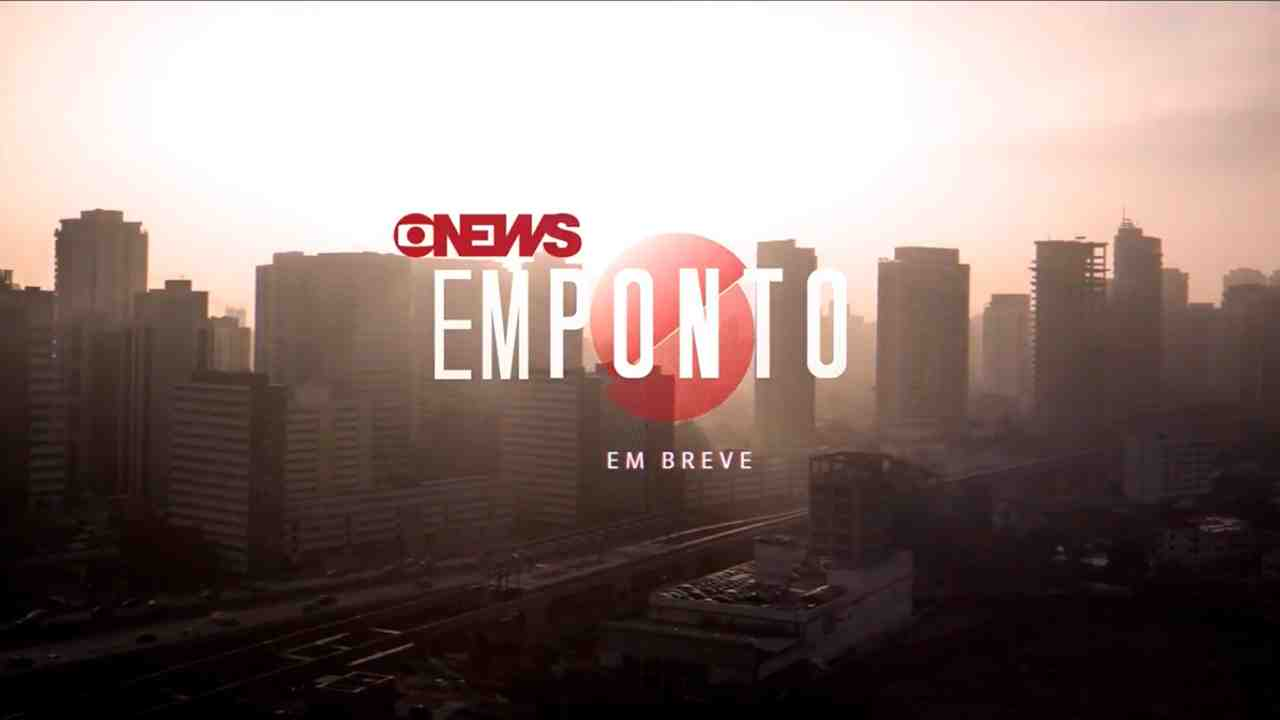 Novo jornal da GloboNews (foto: Reprodução)
