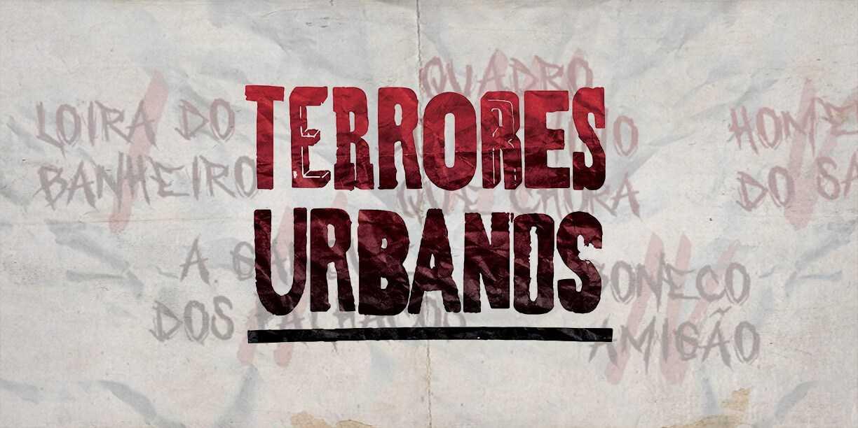 Terrores Urbanos Record TV
