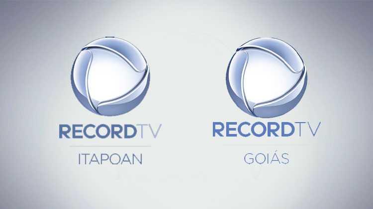 Record TV Itapoan e Record Goiás, líderes de audiência