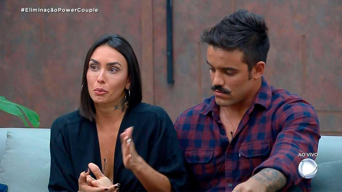 Clara e André Coelho salvaram