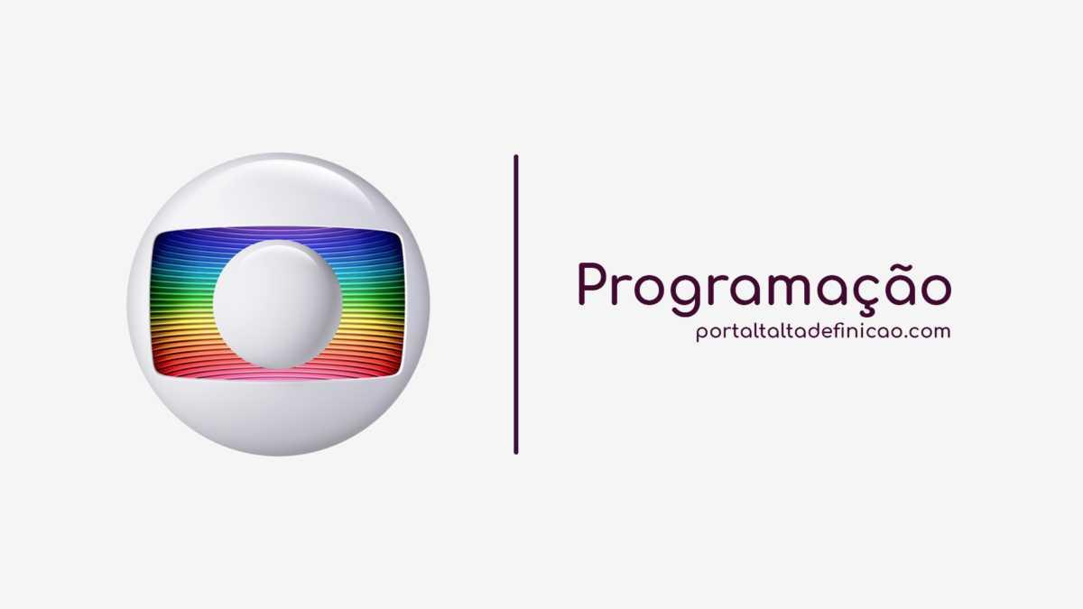 Programacao Da Globo De 20 A 24 De Abril