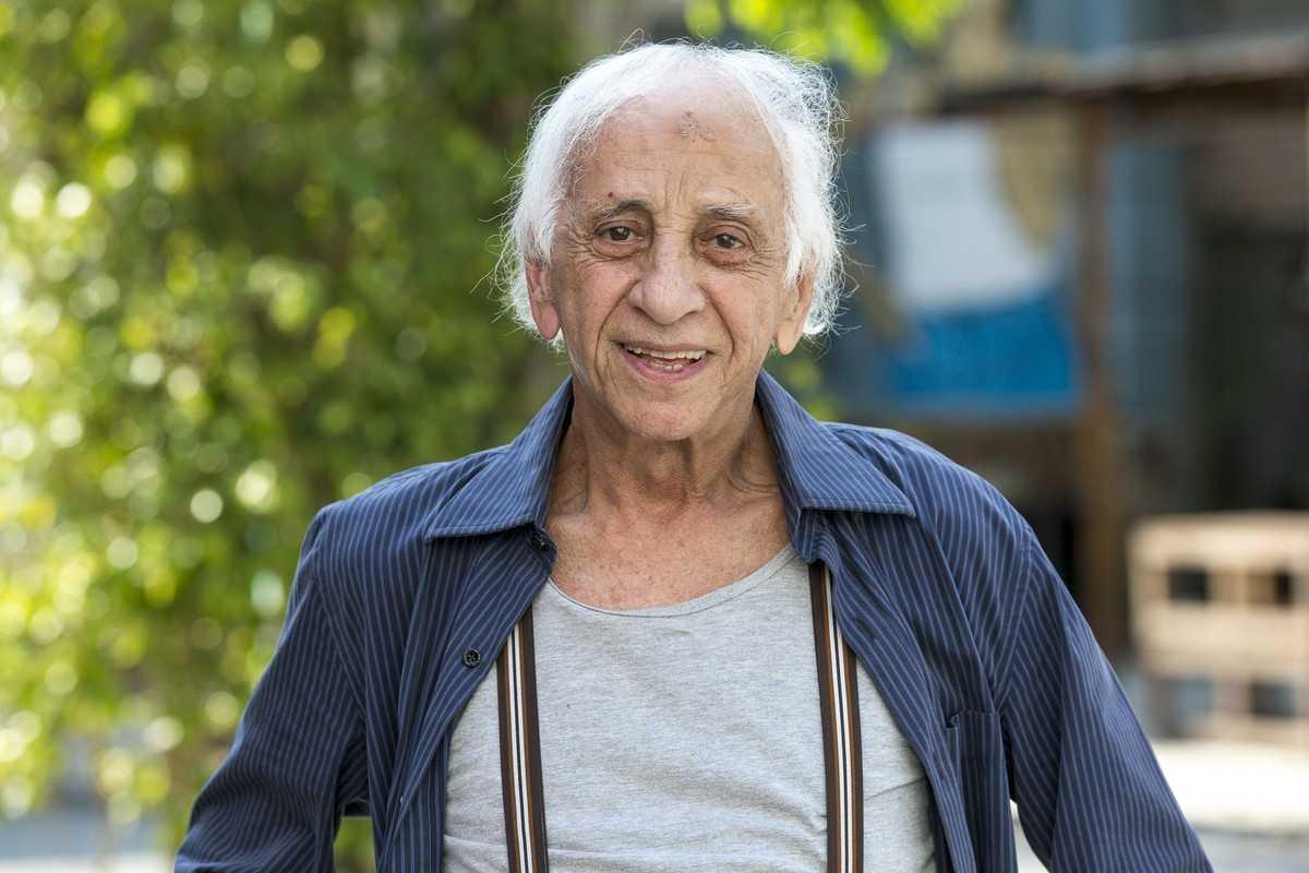 Foto do ator Flávio Migliaccio