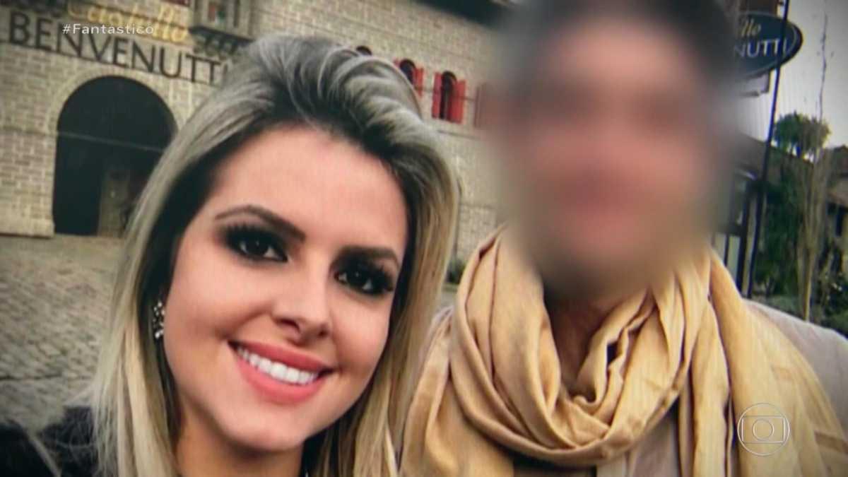 Ana Paula Brocco foi acusada de receber auxílio emergencial indevidamente no Fantástico desse domingo, 28 de junho
