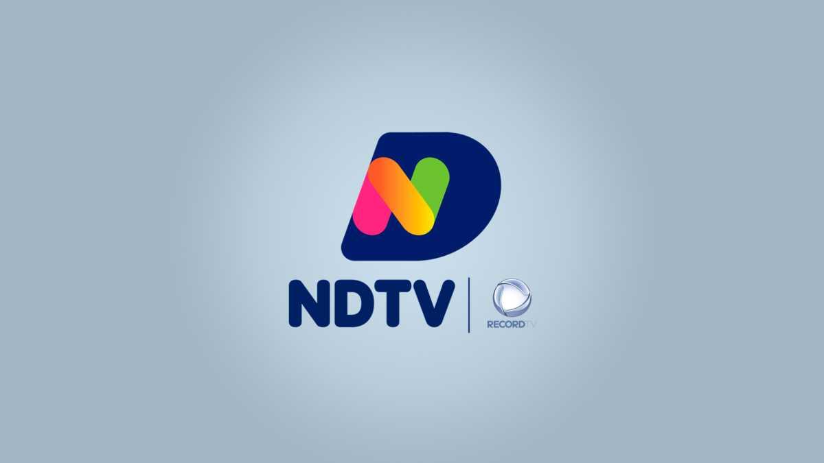 logo da NDTV Record