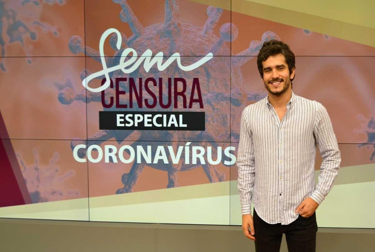 Sem Censura Especial Coronavirus com Bruno Barros