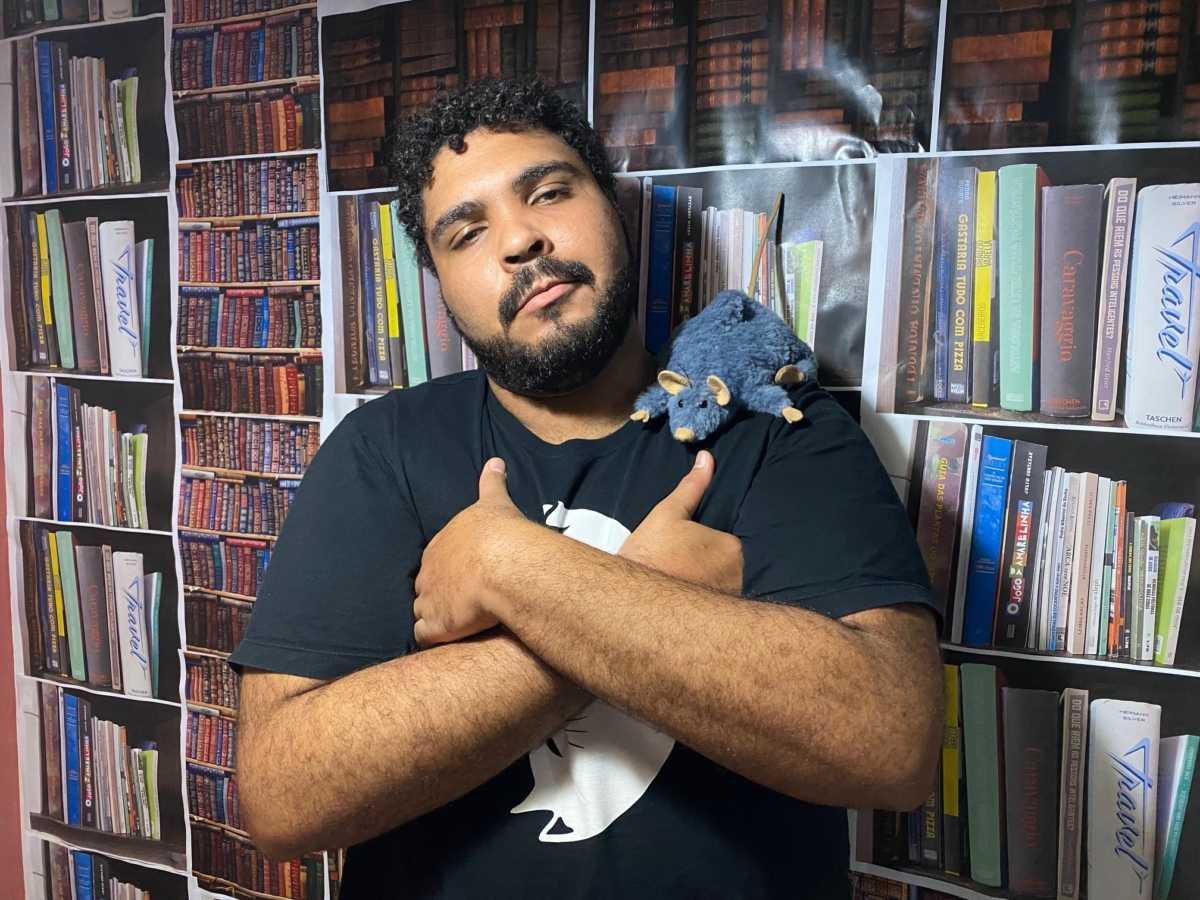 Paulo Vieira no Fantástico