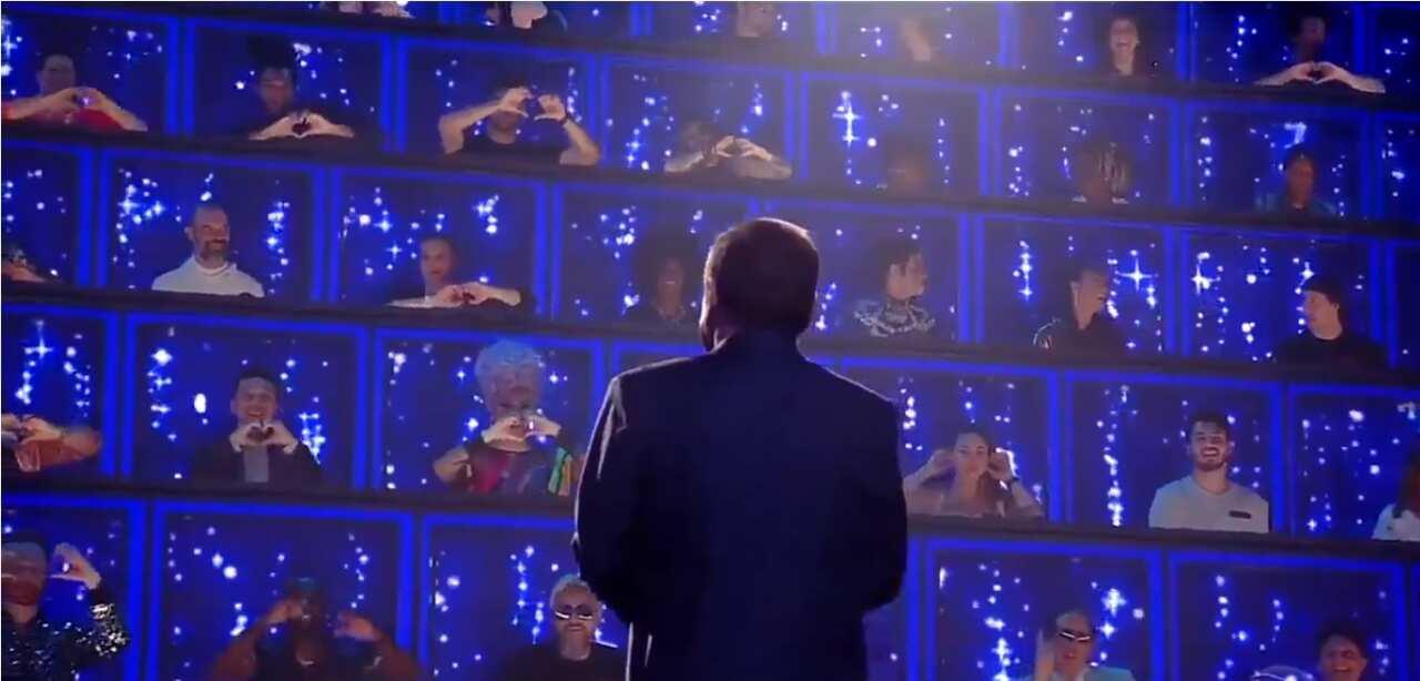 Gugu Liberato no Canto Comigo - Record TV