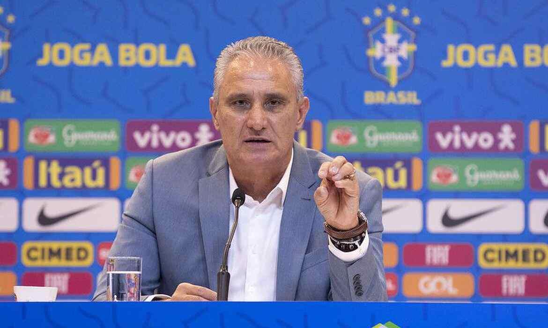 Técnico da Seleção Brasileira, Tite, será o convidado da estreia do Arena SBT